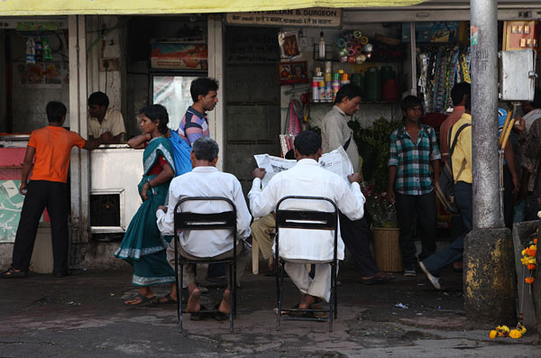 Barbers shop Mumbai