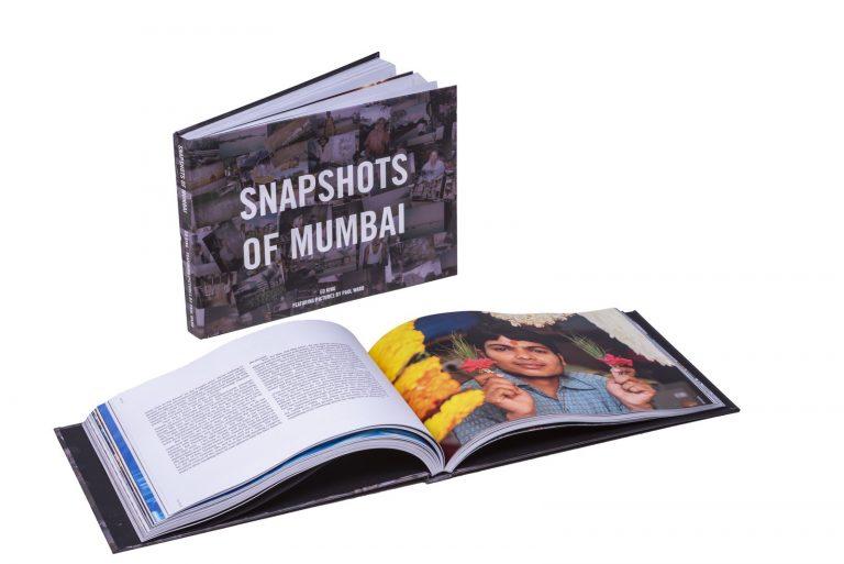 Snapshots of Mumbai book